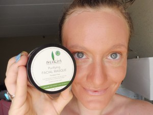 Sukin Purifying facial masque