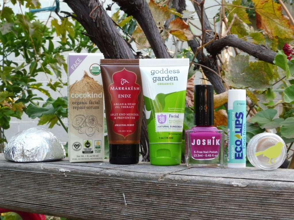 vegan cuts beauty box review april