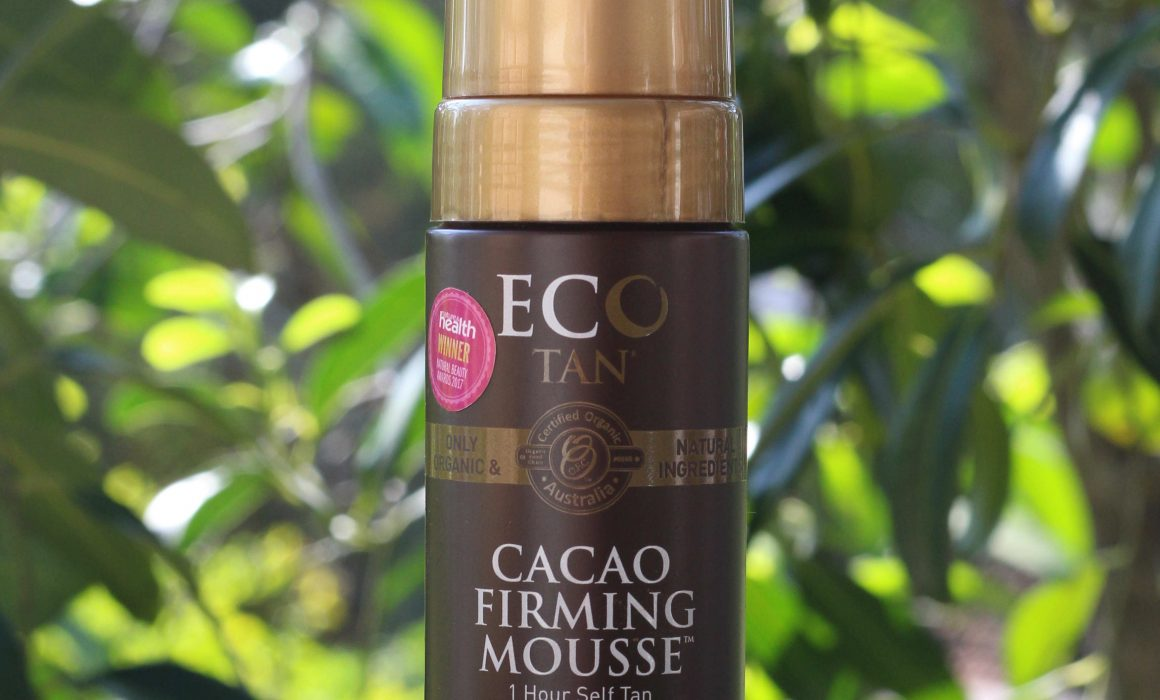 eco tan ccacao firming mousse review